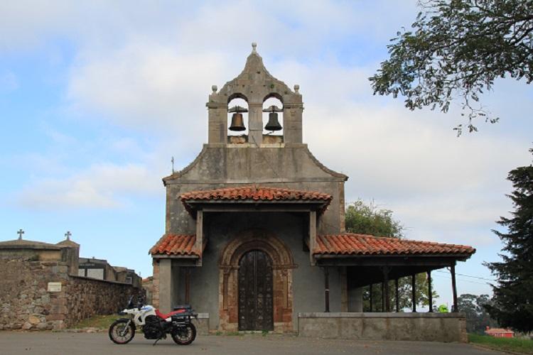 iglesia de santiago de arlos
