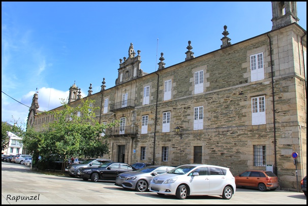 Seminario de Santa Catalina, Mondoñedo